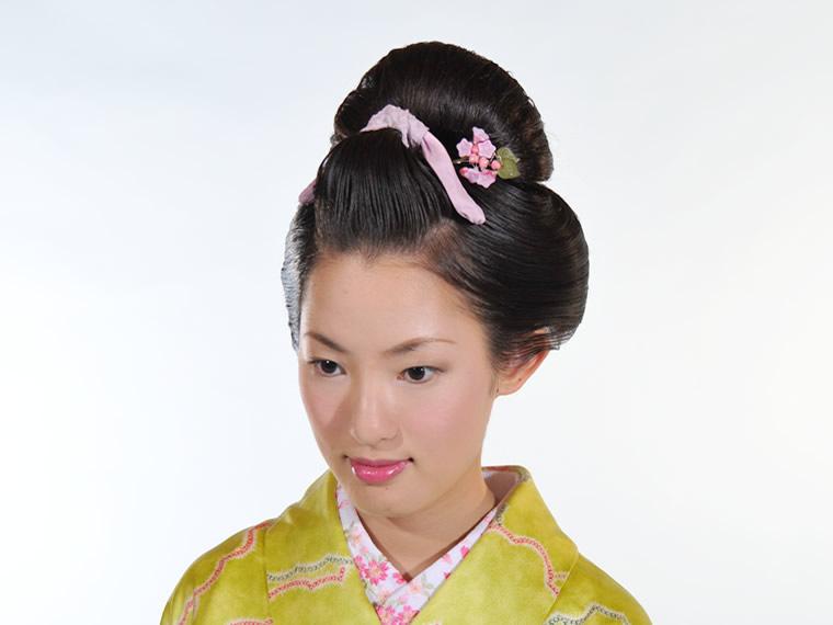 日本髪 Nihongami Japaneseclass Jp
